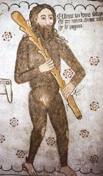 l'Homo selvadego